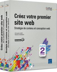 CREEZ VOTRE PREMIER SITE WEB : STRATEGIE DE CONTENU ET CONCEPTION WEB