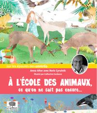 A L'ECOLE DES ANIMAUX, CE QU'ON NE SAIT PAS ENCORE...