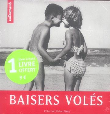 BAISERS VOLES + 1 GRATUIT