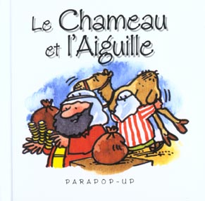LE CHAMEAU ET L'AIGUILLE-FRANCAIS