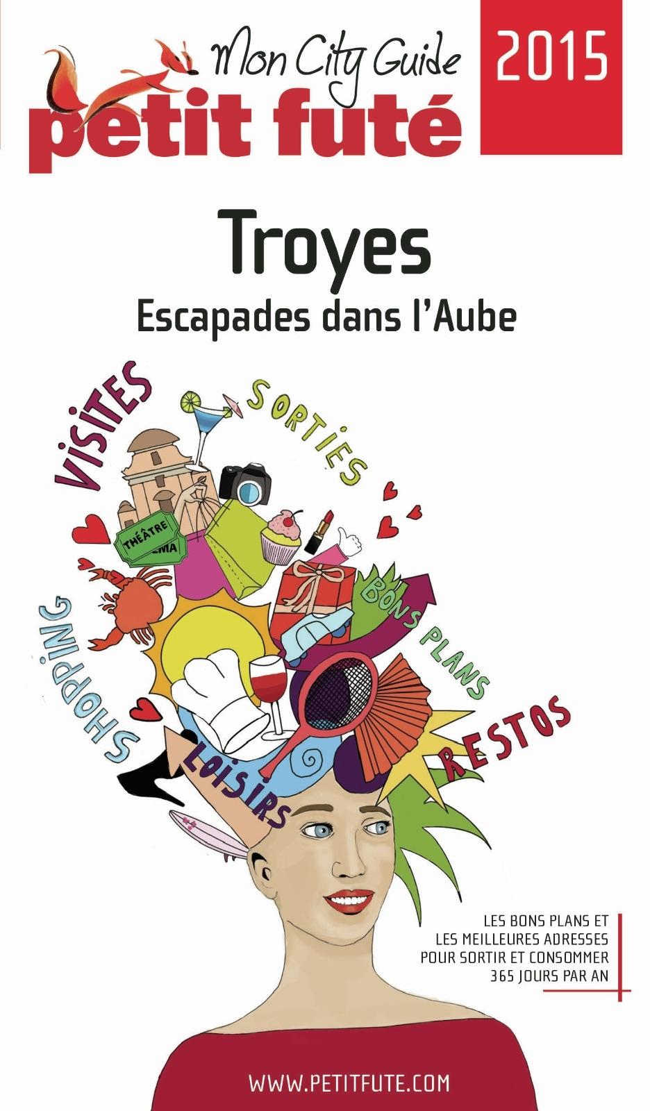 Troyes 2015 Petit Futé