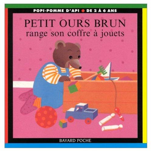 POB RANGE SON COFFRE A JOUETS