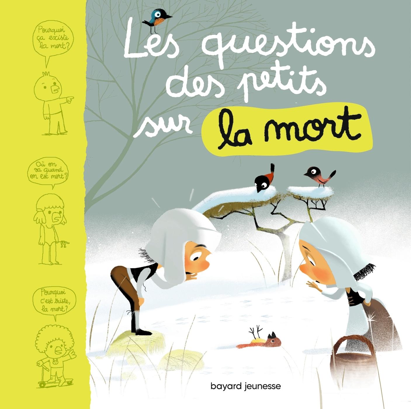 LES QUESTIONS DES PETITS SUR LA MORT