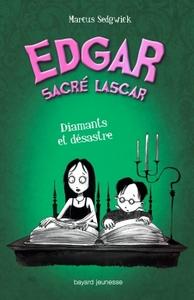 EDGAR, SACRE LASCAR, TOME 06