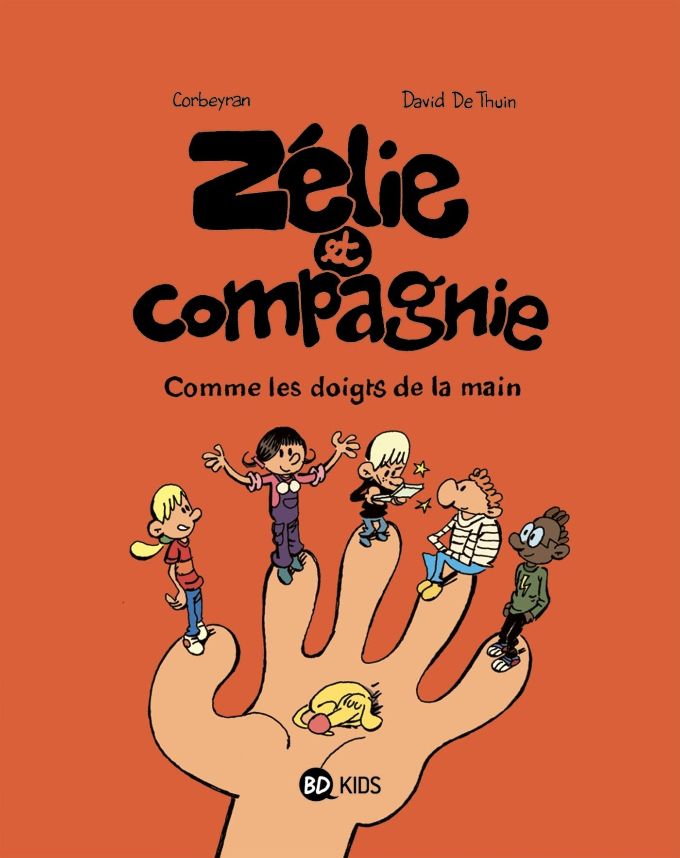 ZELIE & COMPAGNIE, TOME 07