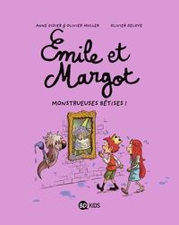 EMILE ET MARGOT T02 - MONSTRUEUSES BETISES