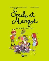 EMILE ET MARGOT T03 - UN BAZAR MONSTRE !