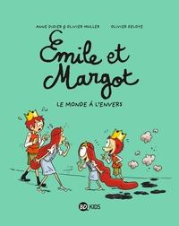 EMILE ET MARGOT T05 - LE MONDE A L'ENVERS