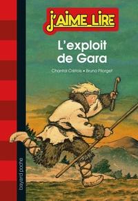 J'AIME LIRE POCHE - L'EXPLOIT DE GARA - N101