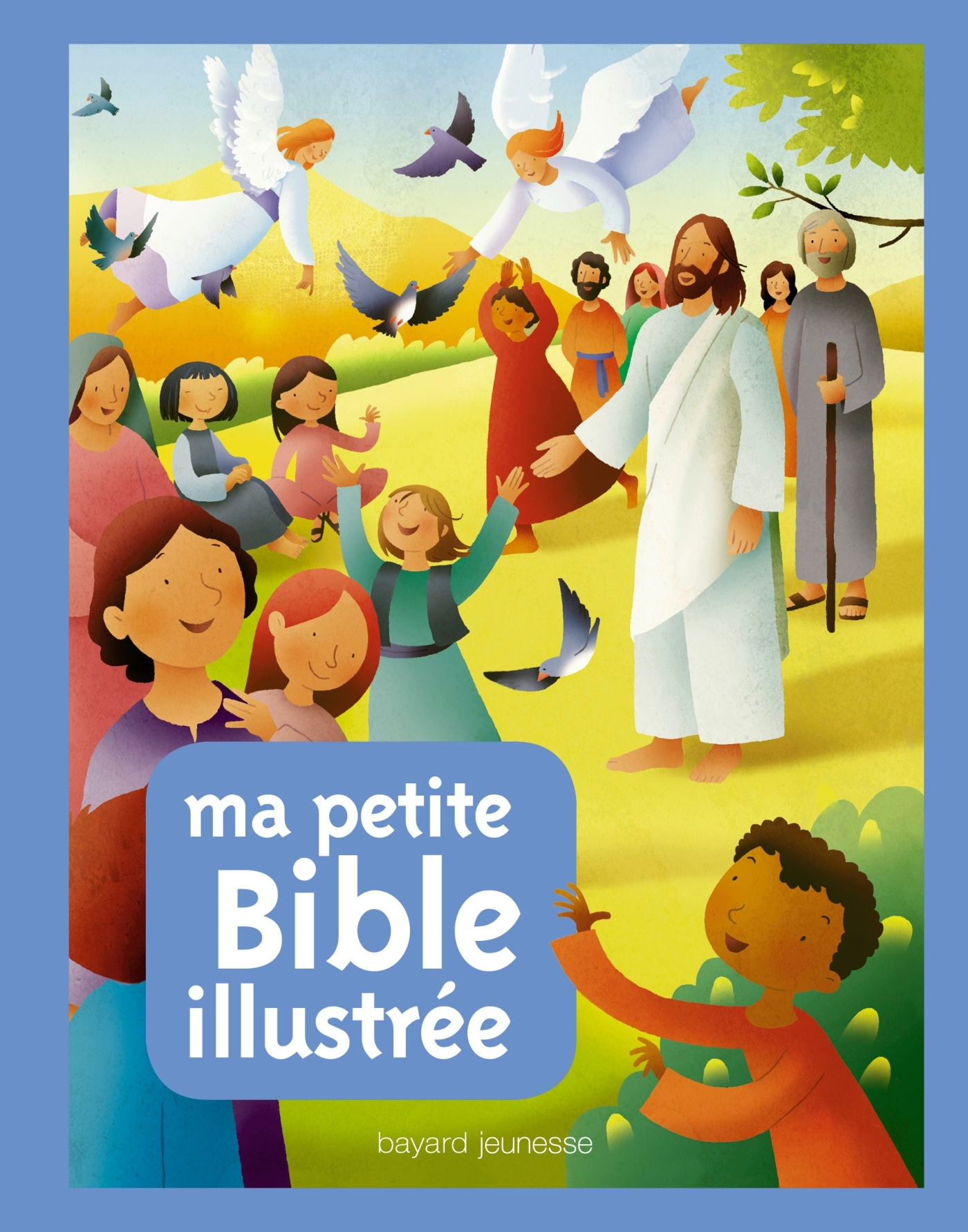 MA PETITE BIBLE ILLUSTREE