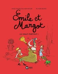 EMILE ET MARGOT T06 - ILS SONT PARTOUT !