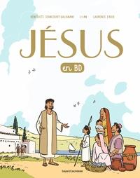JESUS EN BD, LE RECIT D'UNE BONNE NOUVELLE