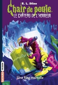 LE CHATEAU DE L'HORREUR, TOME 06