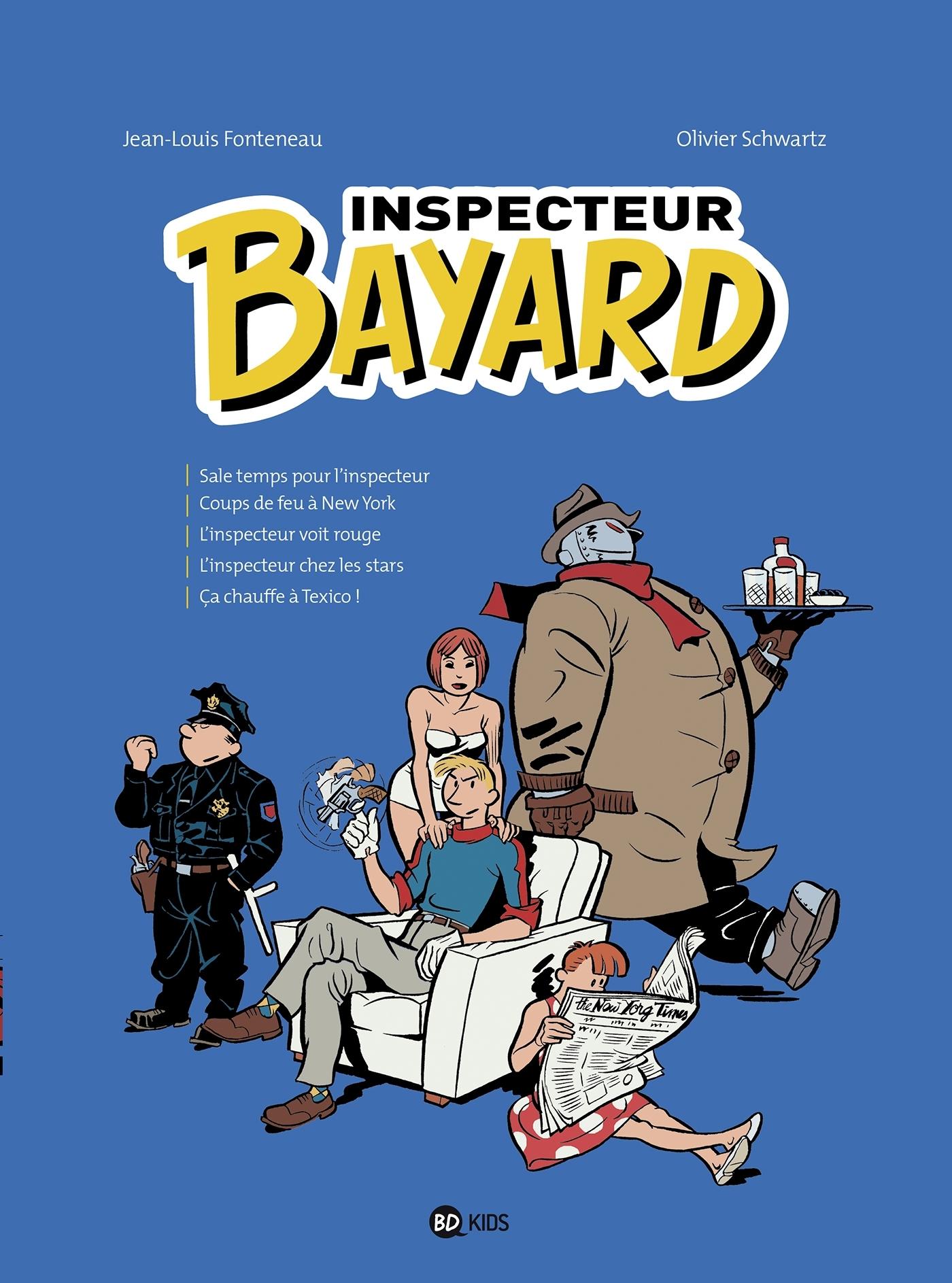 INSPECTEUR BAYARD INTEGRALE T03