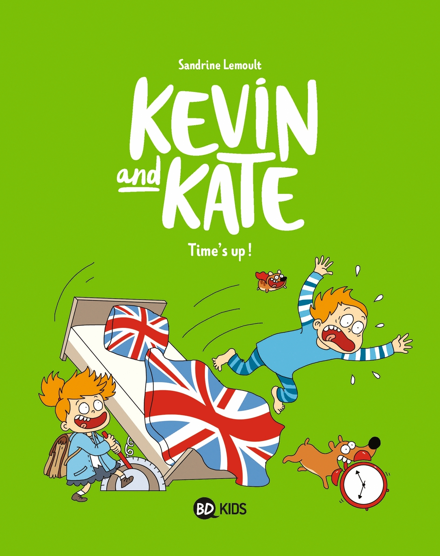 KEVIN AND KATE, TOME 02