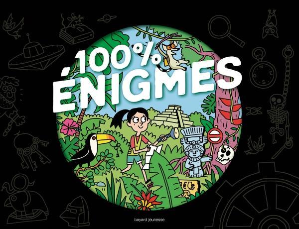 100 % ENIGMES
