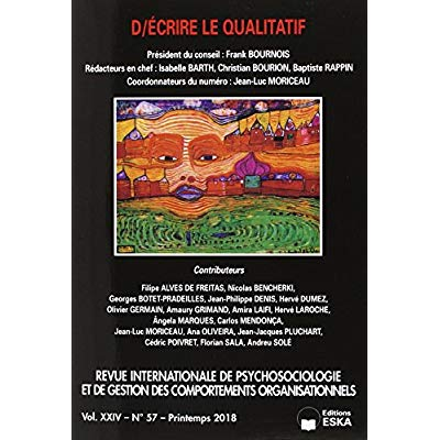 D/ECRIRE LE QUALITATIF-RIP 57 VOL XXIV-PRINTEMPS 218