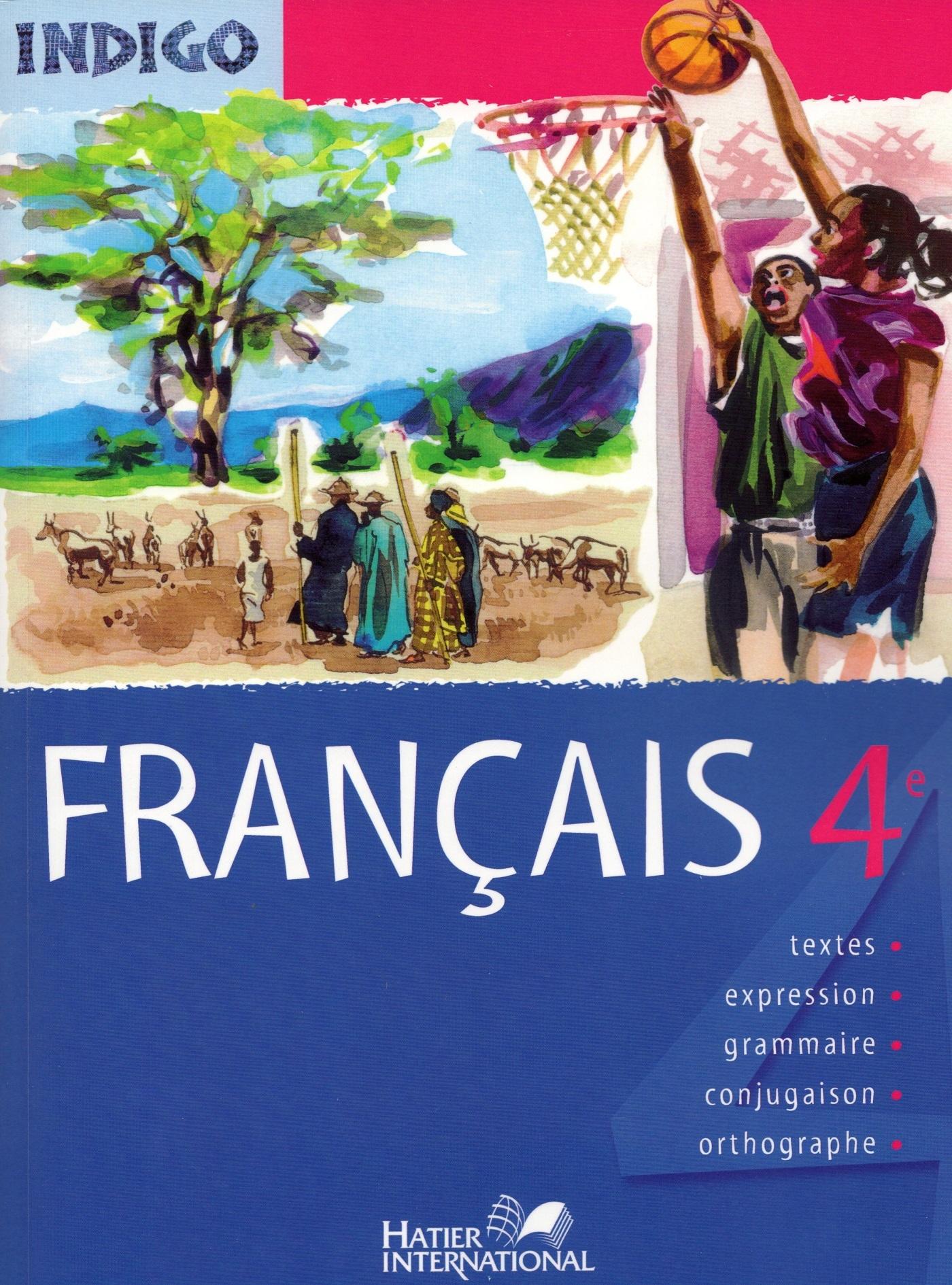 INDIGO - FRANCAIS 4E