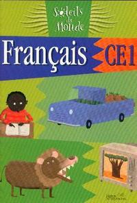 SOLEILS DU MONDE - FRANCAIS CE1