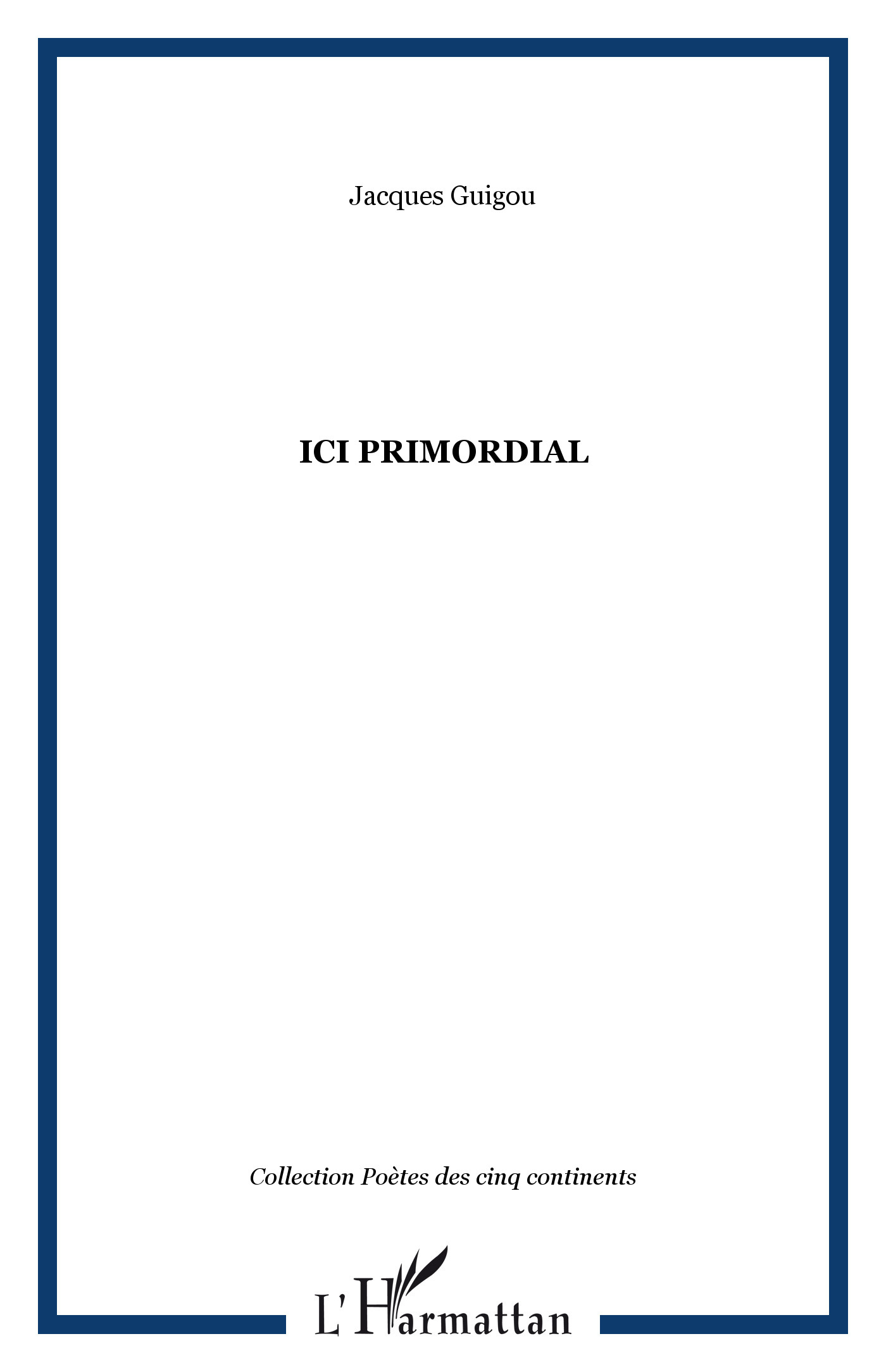 ICI PRIMORDIAL