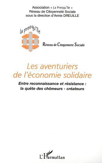 LES AVENTURIERS DE L'ÉCONOMIE SOLIDAIRE