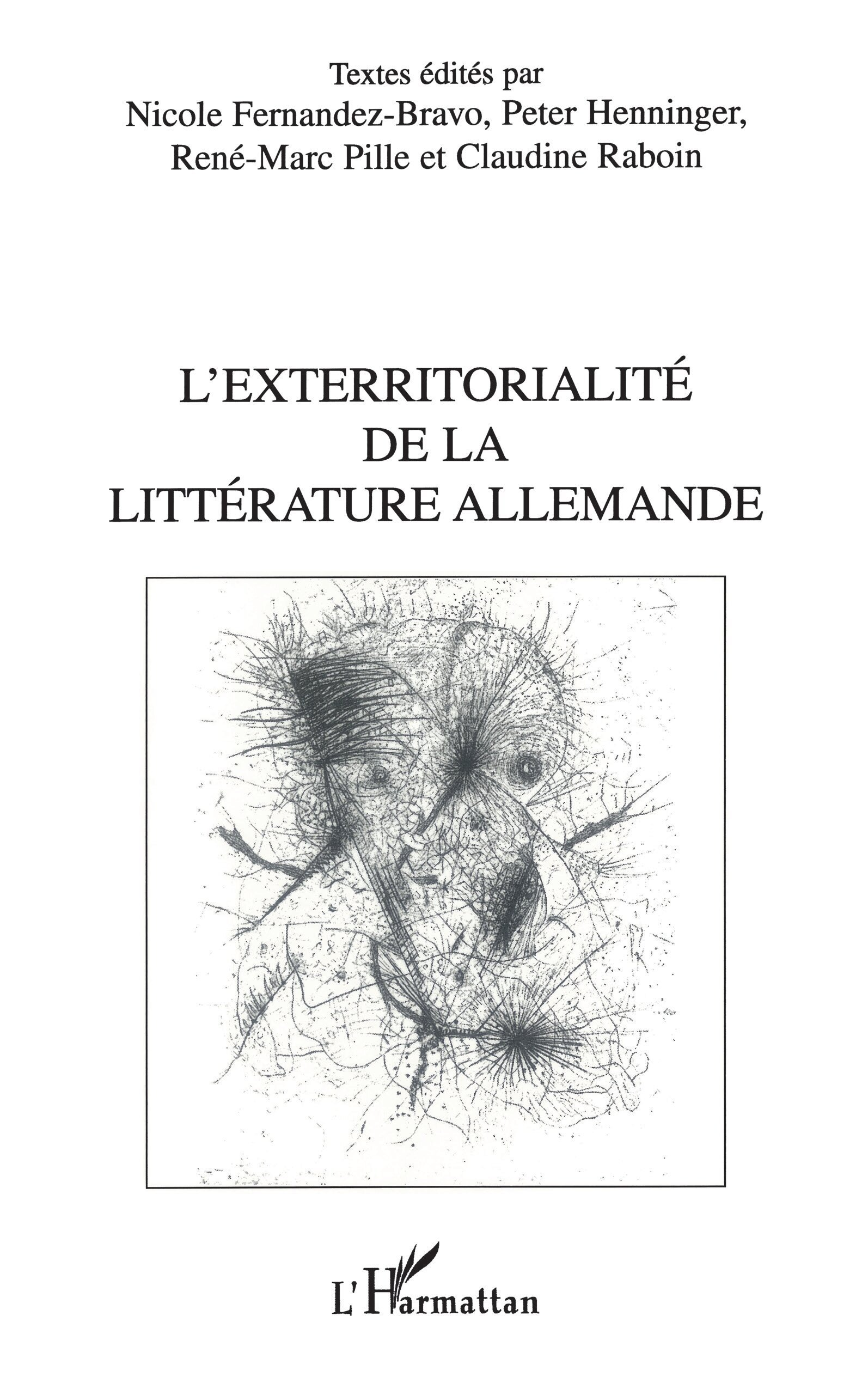 EXTERRITORIALITE DE LA  LITTERATURE ALLEMANDE
