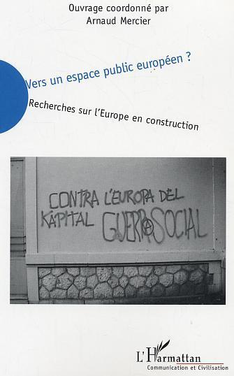 Vers un espace public européen ?