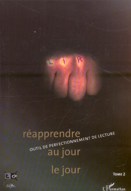 REAPPRENDRE (T2) AU JOUR LE JOUR OUTIL DE PERFECTIONNE