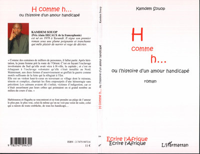 H COMME H OU L'HISTOIRE D'UN AMOUR HANDICAPE