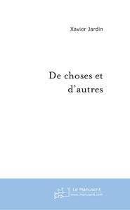 DE CHOSES ET D'AUTRES