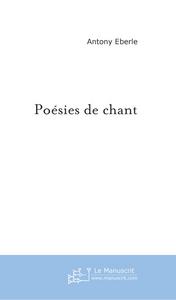 POESIES DE CHANT