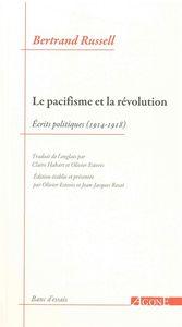 PACIFISME ET LA REVOLUTION (LE)