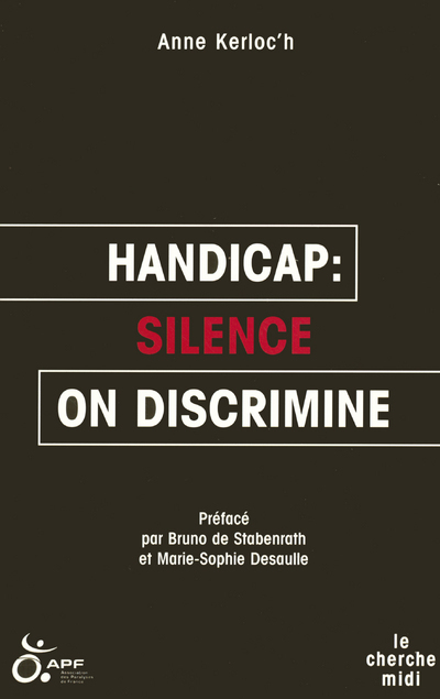 HANDICAP SILENCE ON DISCRIMINE