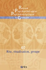 RPPG 40 - RITE RITUALISATION GROUPE