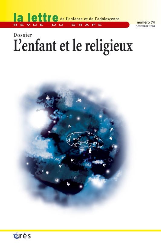 GRAPE 74 - L'ENFANT ET LE RELIGIEUX