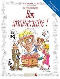 DROLES D'HISTOIRES EN BD - TOME 05 - BON ANNIVERSAIRE !