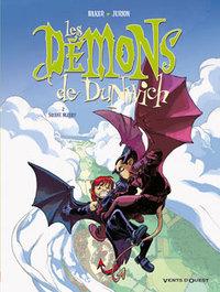 LES DEMONS DE DUNWICH - TOME 02 - SATANE BLEUET