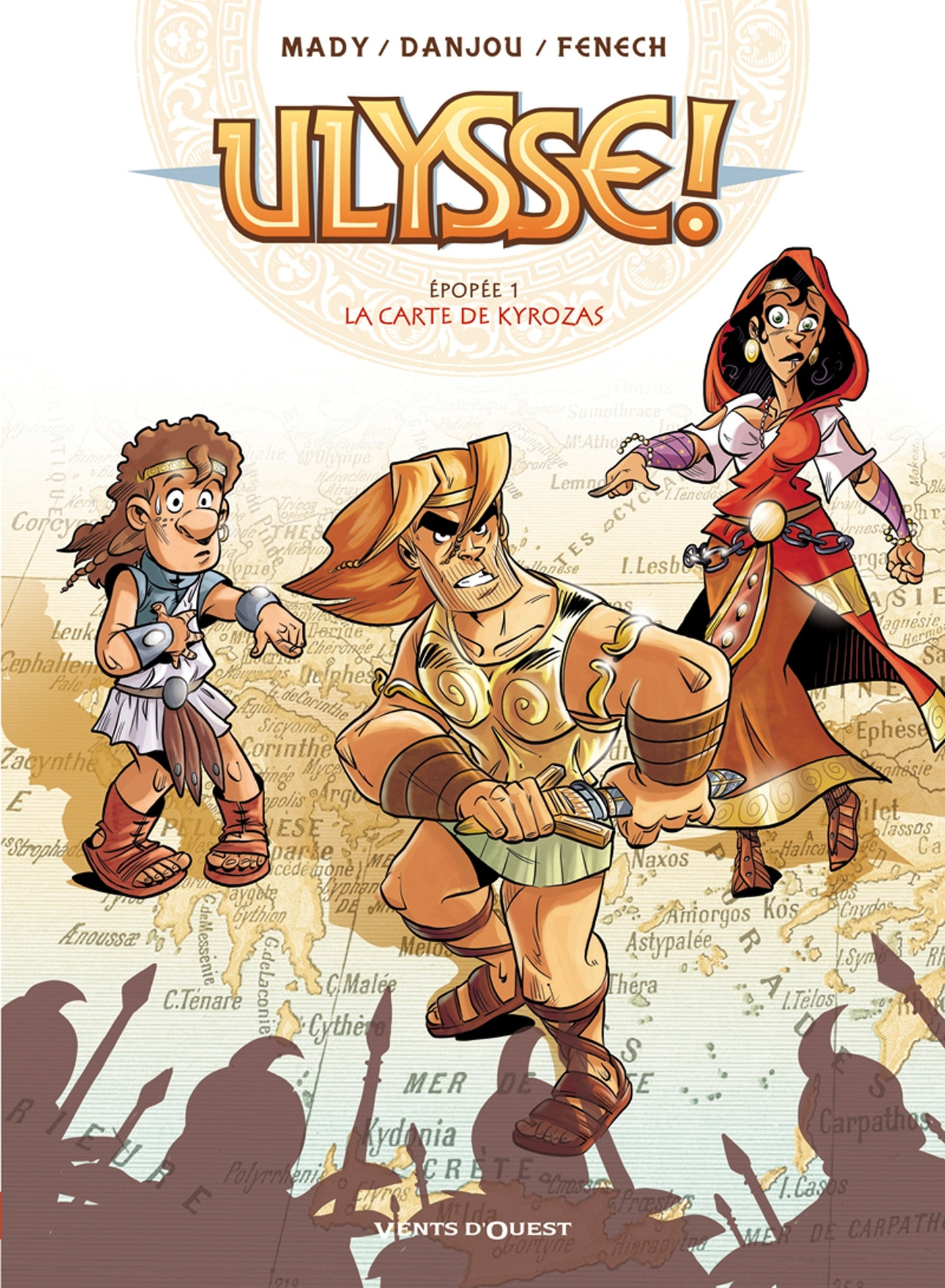 ULYSSE ! - TOME 01