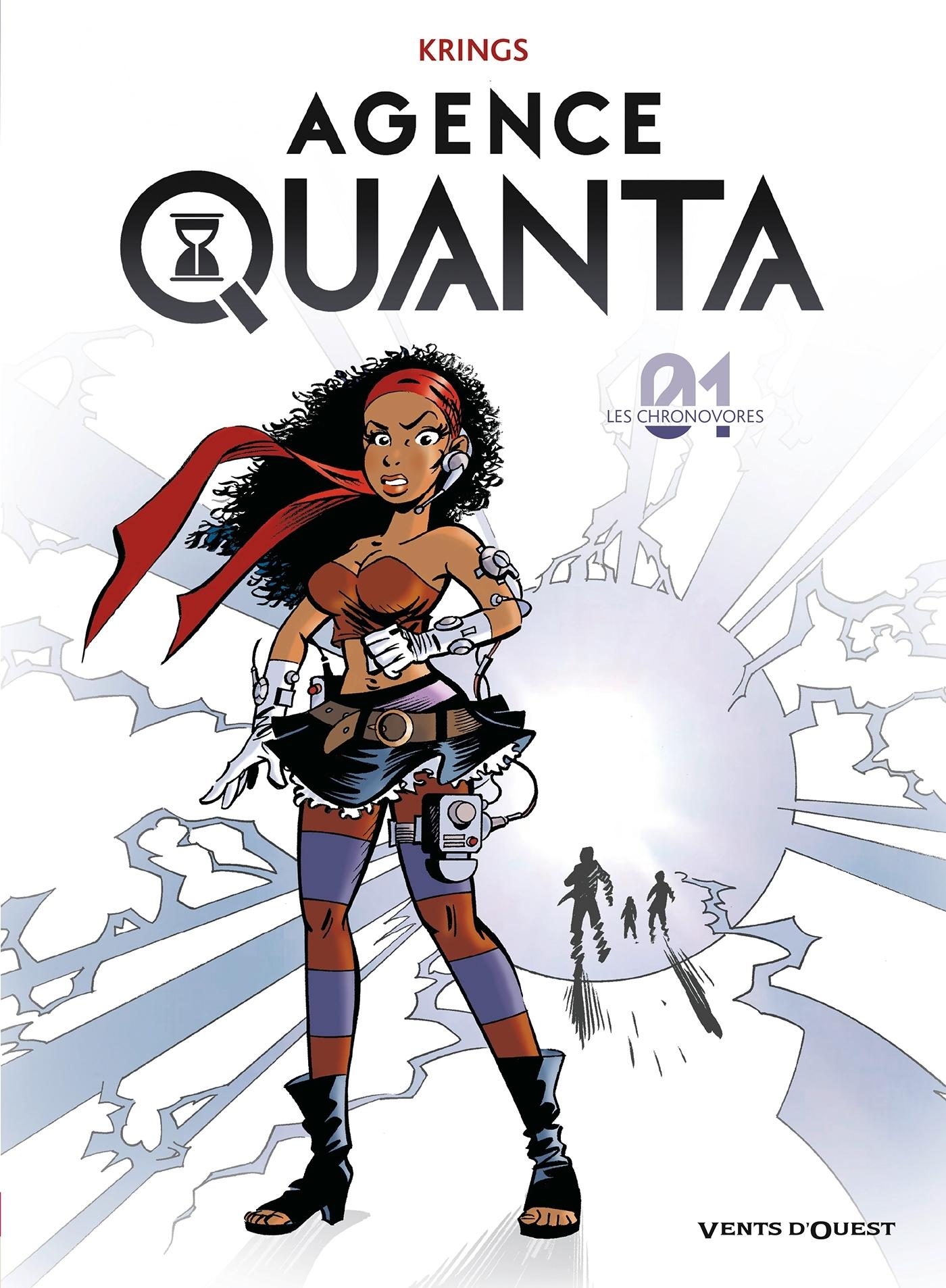 AGENCE QUANTA - TOME 01