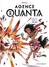 AGENCE QUANTA - TOME 02