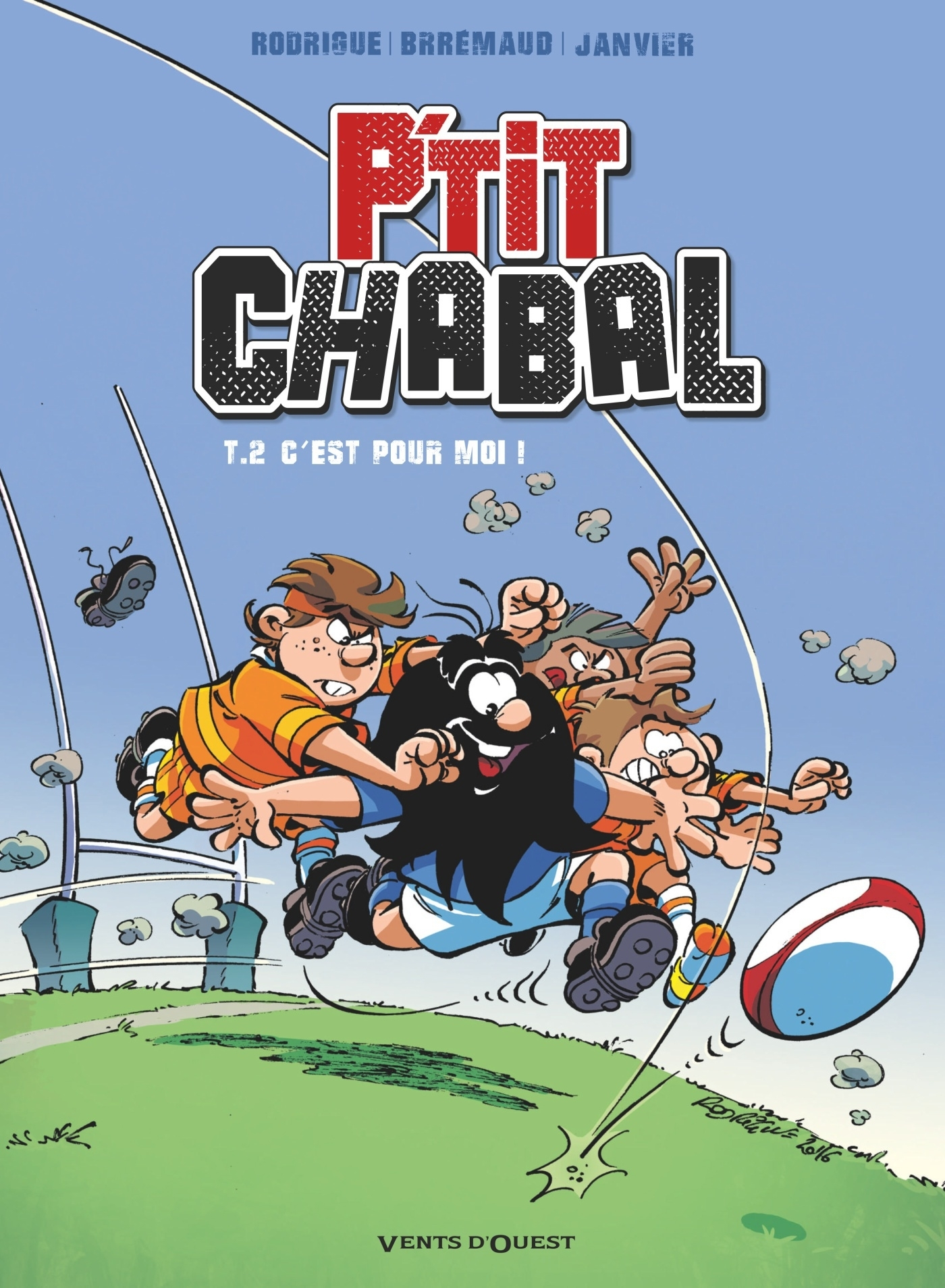 P'TIT CHABAL - TOME 02
