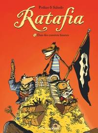 RATAFIA - TOME 04 - DANS DES COINSTOTS BIZARRES