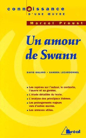 UN AMOUR DE SWANN - PROUST