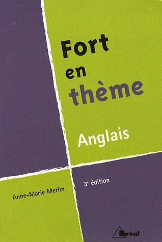 FORT EN THEME ANGLAIS