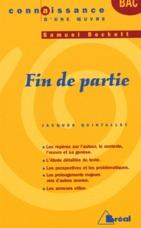 FIN DE PARTIE - BECKET CDO
