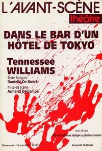 DANS LE BAR D'UN HOTEL DE TOKYO