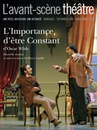 IMPORTANCE D'ETRE CONSTANT (L')