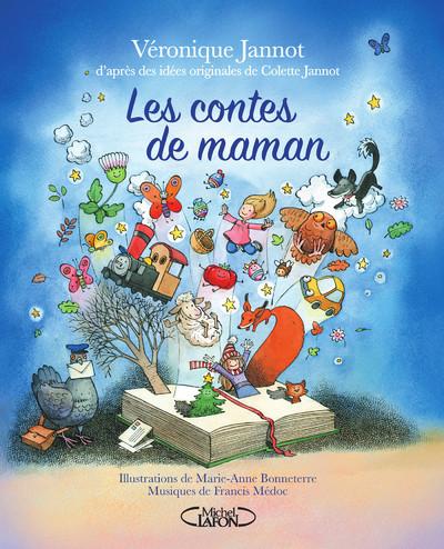 LES CONTES DE MAMAN + CD OFFERT A PARTIR DE 3 ANS