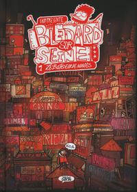 T1 BLEDARD SUR SEINE - LE BATISSEUR DE NUAGES