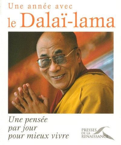 UNE ANNEE AVEC LE DALAI-LAMA